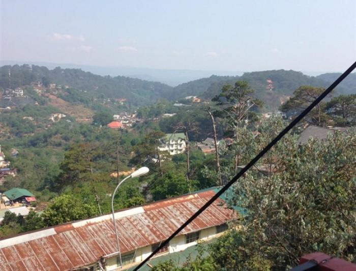 Bán đất biệt thự view rừng thông đường khe sanh - đà lạt
