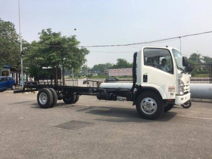 Bán xe Isuzu nâng tải 8 tấn 2 VM Vĩnh Phát fn129 isuzu vĩnh phát