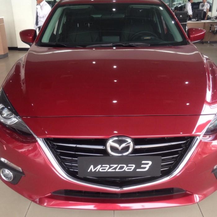 Mazda 3 2019 giá cực tốt ưu đãi lên tới 25tr trả góp 100% giá trị