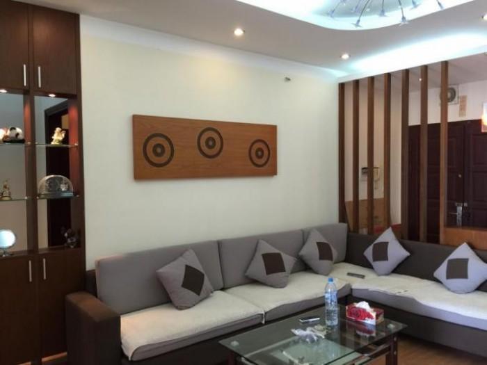 Bán chung cư Vinaconex 3 Dịch Vọng, đầy đủ nội thất, giá cực rẻ, 30 triệu/m2