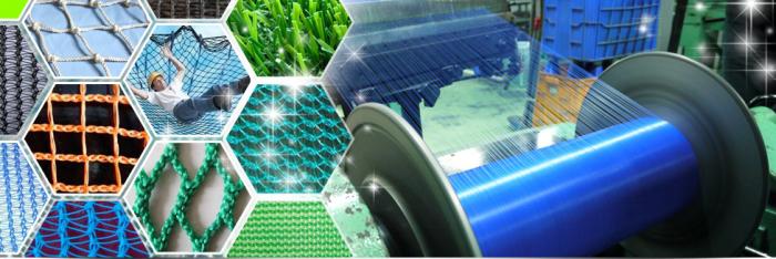 Lưới an toàn bao che công trình xây dựng màu xanh, lưới nhựa, dù, polyester
