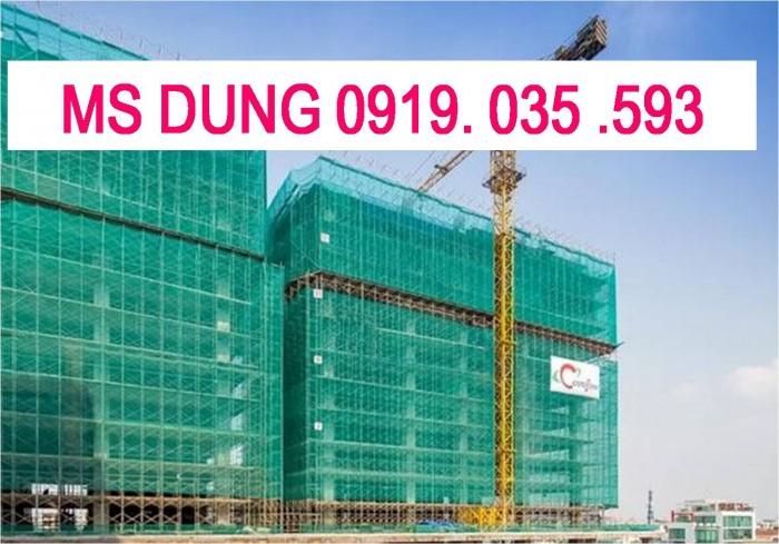 Lưới bao che công trình xây dựng nhà cửa5
