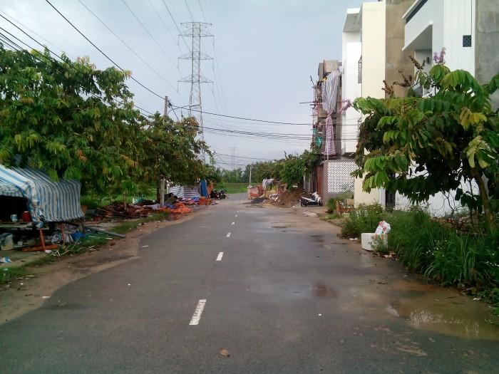 Đất sổ riêng đg số 8 HBP  DT 54m2 dân cư HH