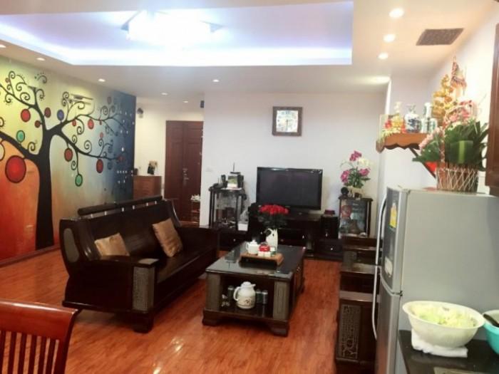 Bán căn hộ CT3 Fadacon Bắc Hà, 72m2, 2phòng ngủ, mặt đường Nguyễn Trãi