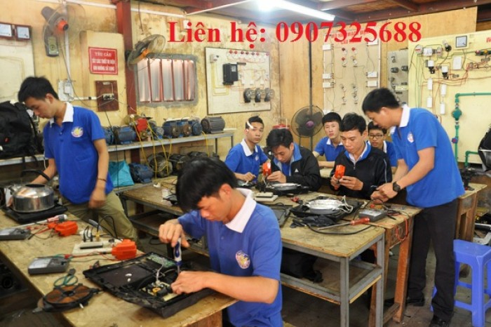 Đào tạo ngắn hạn Điện Dân dụng, cc điện công nghiệp