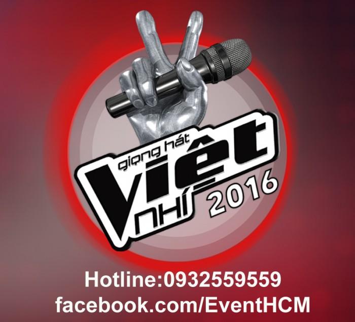 Vé Giọng Hát Việt Nhí The Voice Kid Bán Kết, Chung Kết
