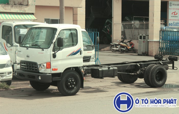Xe tải Hyundai 8t5 HD850