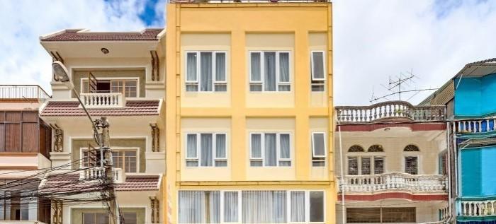 Bán khách sạn 50 phòng cách hồ xuân hương 500 m - đà lạt
