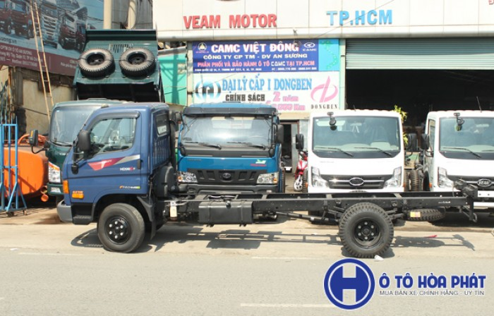 Xe tải Hyundai HD98S 6t5