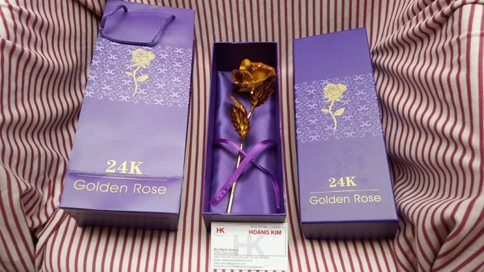 Hoa Hồng vàng - Quà tặng Tình Yêu2