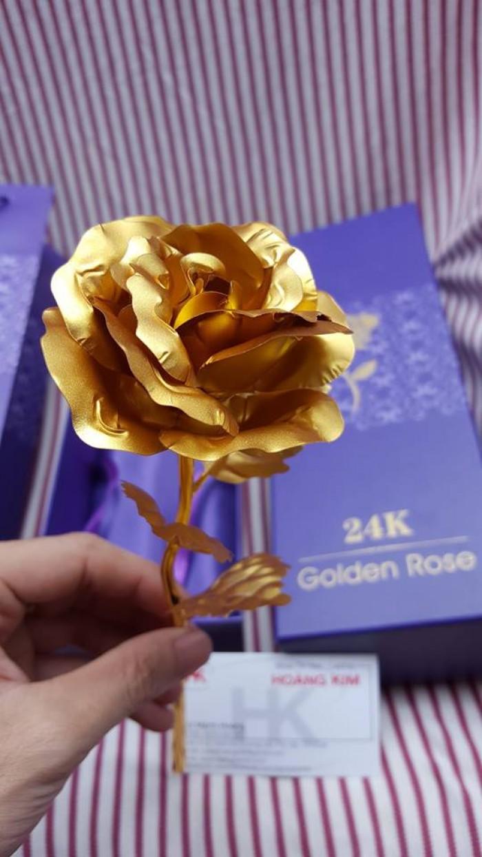 Hoa Hồng vàng - Quà tặng Tình Yêu3
