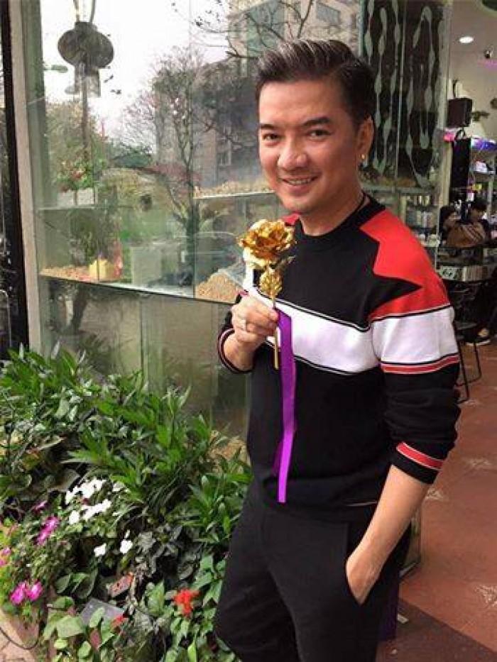Hoa Hồng vàng - Quà tặng Tình Yêu5