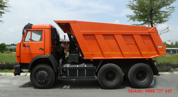 Xe ben Kamaz 65115 ( 6x4)- CHLB Nga