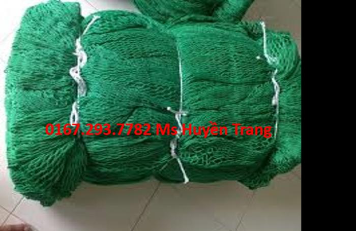 Lưới polyester 2,5cm an toàn cho người lao động