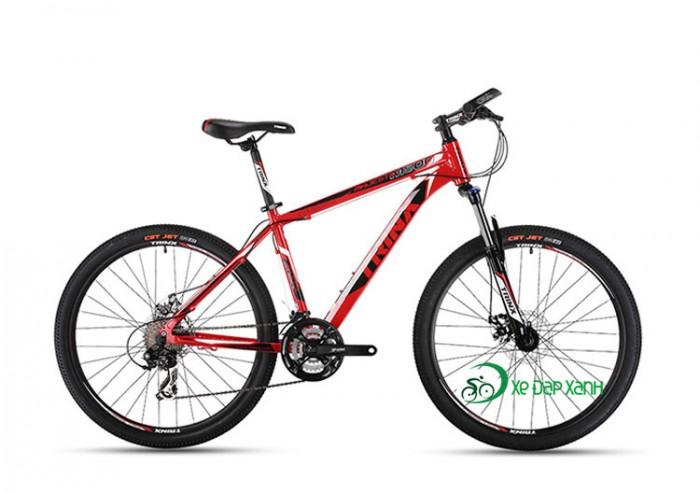 Xe đạp thể thao Trinx M500 26 mẫu 2016 HÀNG CHÍNH HÃNG, GIÁ GỐC, RẺ CỰC SỐC