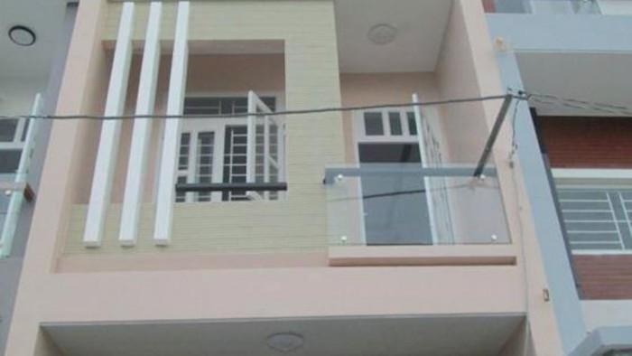 Nhà mới,4x11m, trệt+2 lầu Hẻm 6m, cách Huỳnh Tấn Phát 30m, gần cầu Phú Xuân