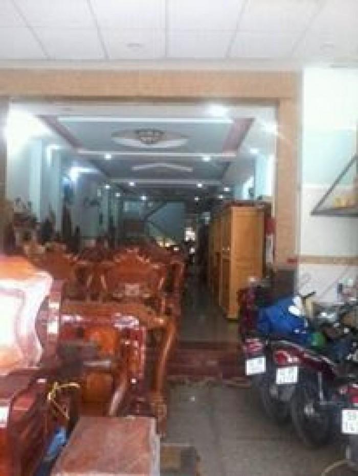 Bán nhà mặt tiền Huỳnh Tấn Phát, p. Phú Thuận, q7. Nhà ngay mặt tiền, kinh doanh