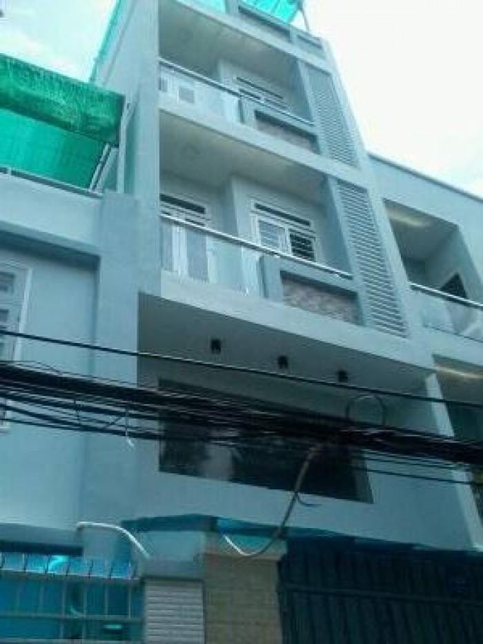 Bán nhà 119 Nguyễn Thị Thập P. Tân Phú q7
