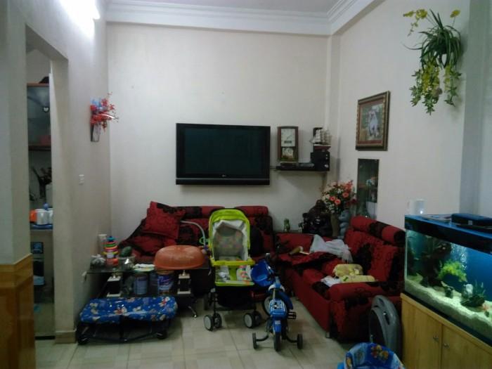 Chính chủ bán nhà ngõ 156 Tam Trinh, Yên Sở, Hoàng Mai, dt32m2, giá 1.45 tỷ