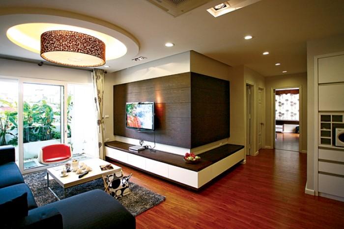 Thi công sơn bả, thạch cao căn hộ trung cư trọn gói giá chỉ 10 triệu/căn 60m2