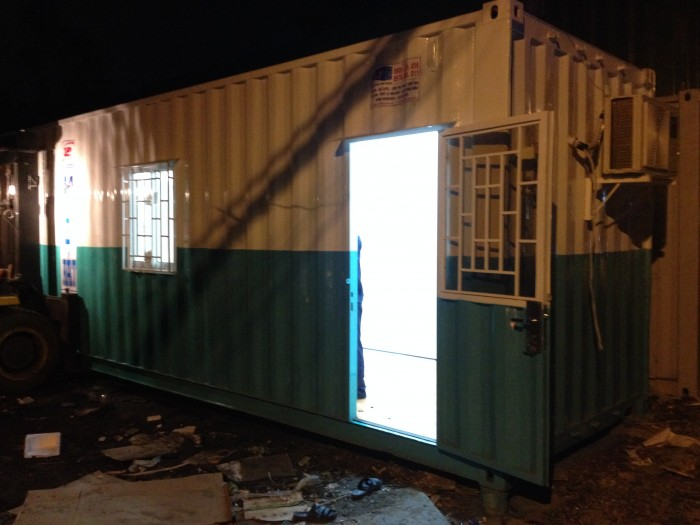 Container văn phòng 40'