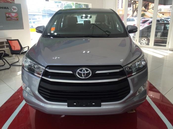 Toyota Innova sản xuất năm 2016 Số tay (số sàn) Động cơ Xăng