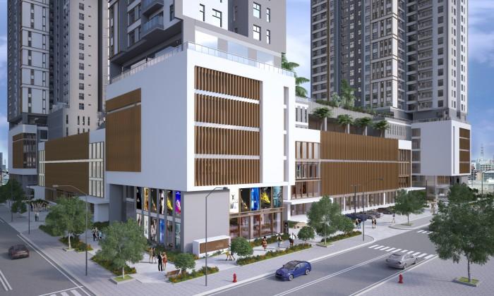 Tại sao căn hộ sắp giao nhà lại được trả góp trong 1 năm hút khách như Southern dragon Tân phú