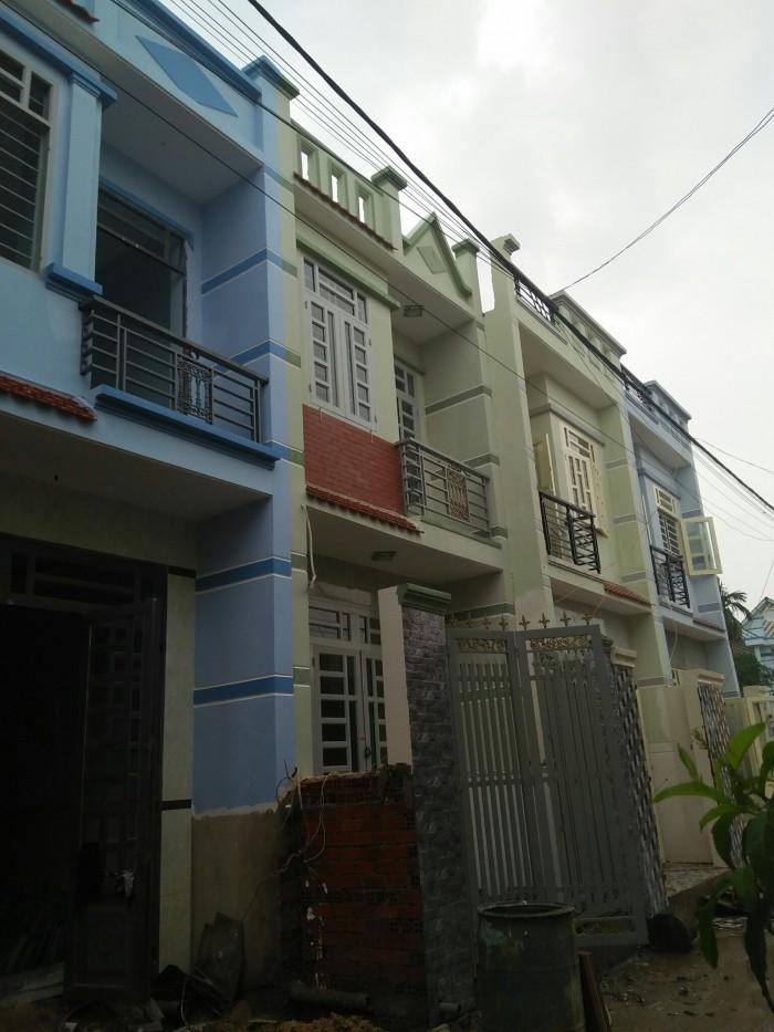 Nhà mới xây,UBND xã Vĩnh Lộc B,Bình Chánh,56m2