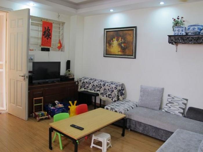 Cần bán căn hộ 68m2 tòa N4B đường lê văn lương, căn 2 phòng ngủ giá 27 triệu/m2