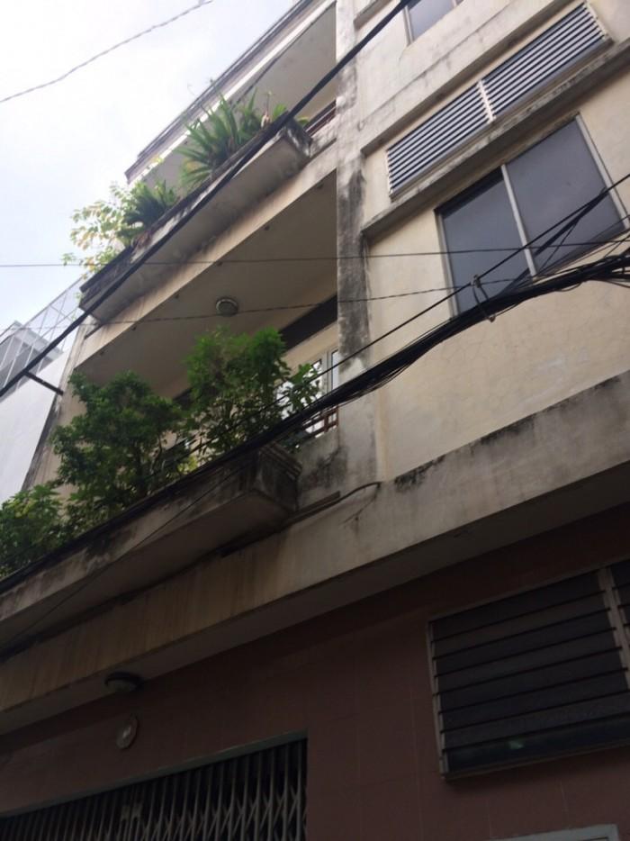 Bán nhà HXH (4m) 1007 Lạc Long Quân, P11, Q. Tân Bình