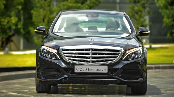 Mercedes-Benz C250 Động cơ Xăng