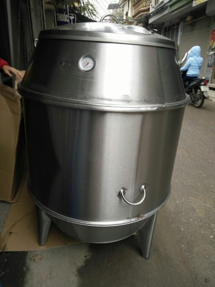 Lò quay vịt ionx, lò quay vịt dùng than, lò quay vịt giá rẻ.
