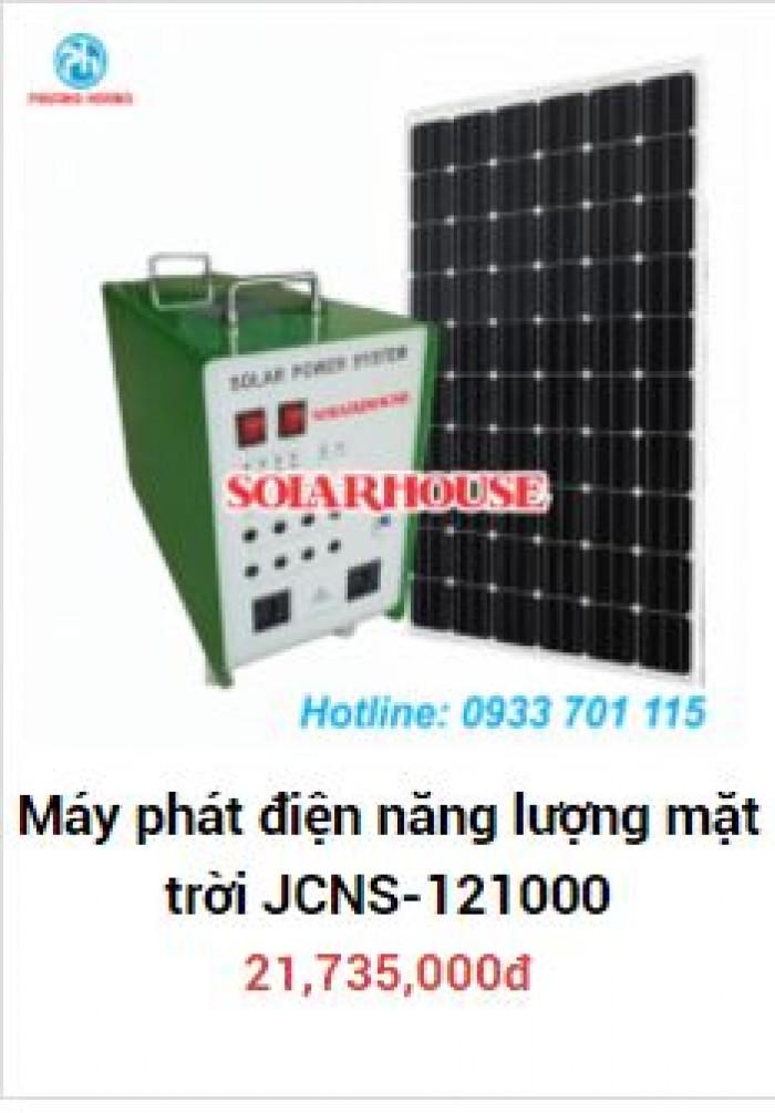Máy phát điện năng lượng mặt trời0