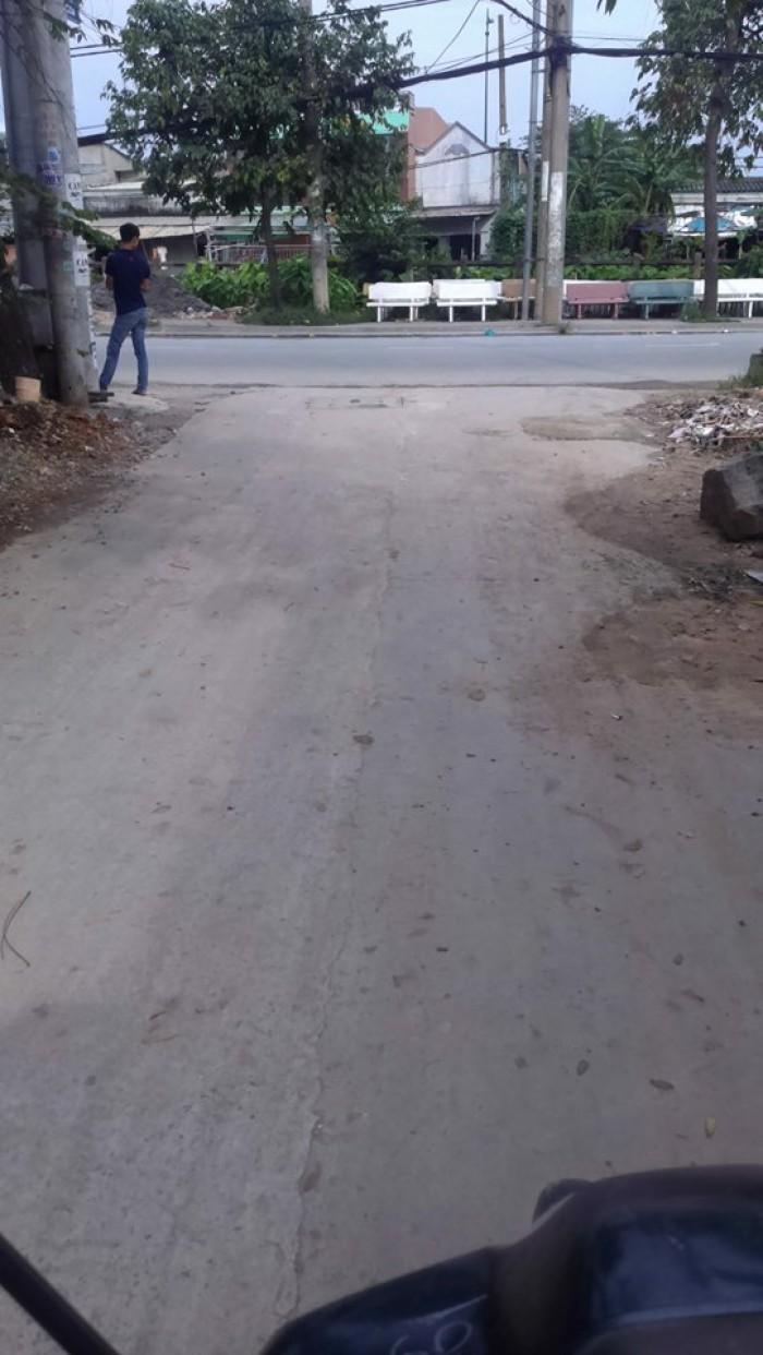 Bán đất đường 26 LINH ĐÔNG giá 26tr/m2 DT 54m2 đã có sổ riêng
