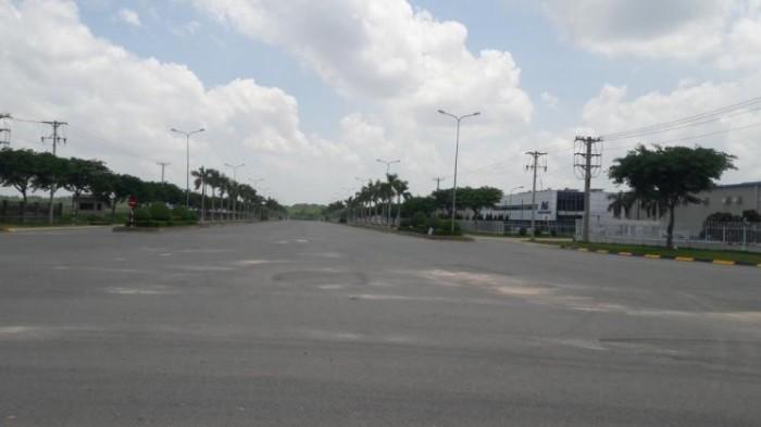 Bán đất nền TP Mới Bình Dương, gần chợ, KCN VISIP 2. Giá chỉ từ 5tr - 8tr/m2