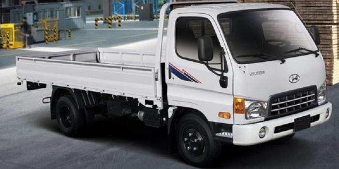Hyundai HD700 sản xuất năm 2016 Số tay (số sàn) Xe tải động cơ Dầu diesel