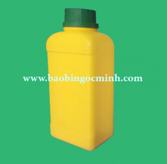 chai nhựa đựng hóa chất, phân bón 30