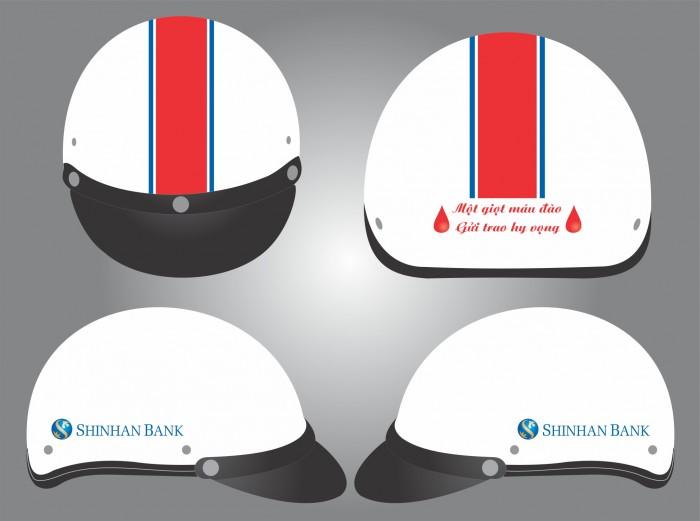 Mũ bảo hiểm chính hãng- quà tặng nhân viên khách hàng, 11