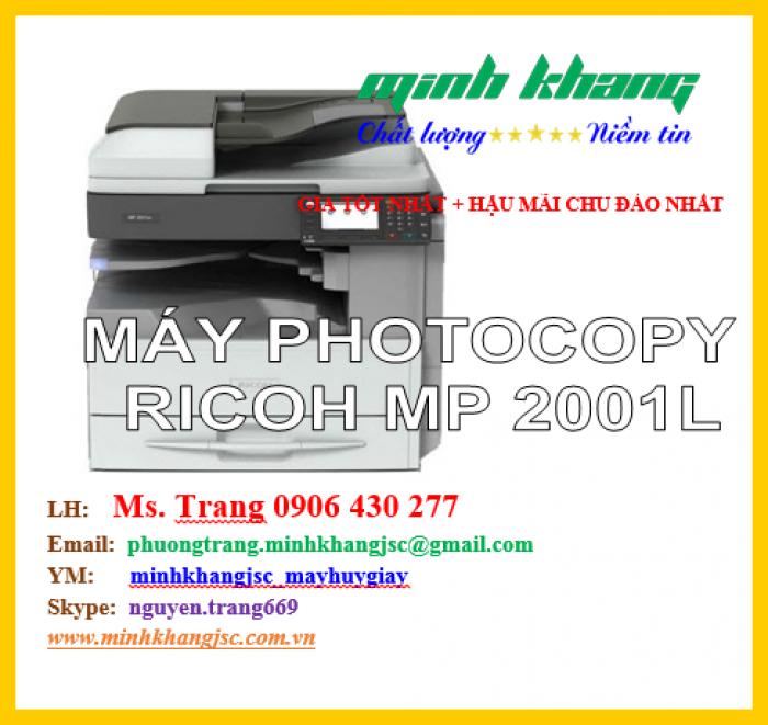 Máy photocopy Ricoh MP 2001L2