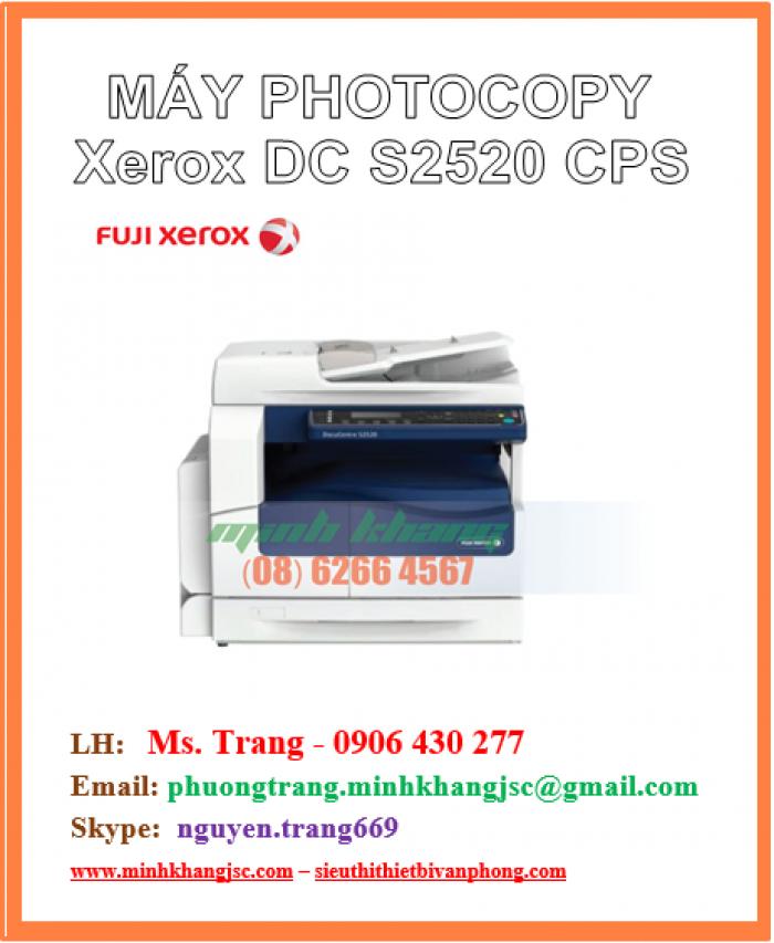 Máy photocopy Fuji Xerox Docucentre S 2520 CPS0