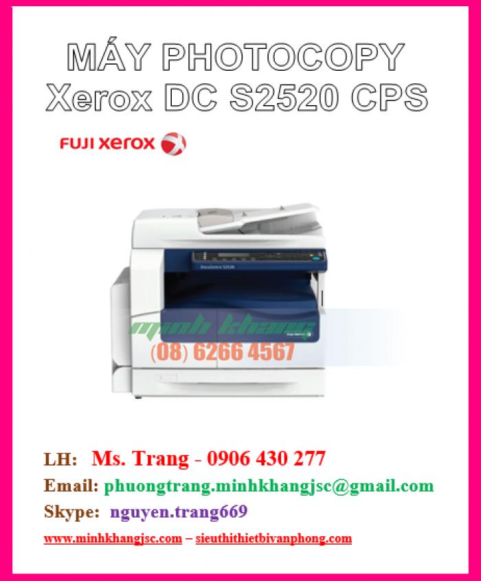 Máy photocopy Fuji Xerox Docucentre S 2520 CPS2