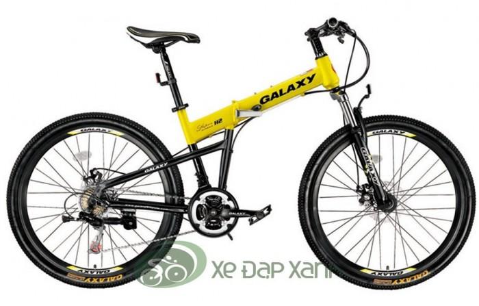 Xe đạp gấp Galaxy H2 26