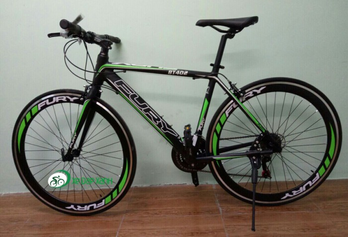 Xe đạp thể thao Fury BT402 mẫu 2016
