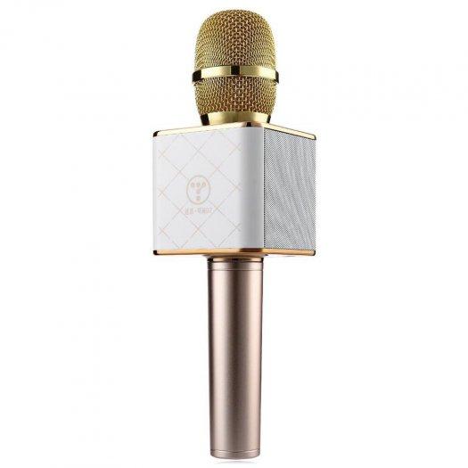 Micro Q7 Karaoke kiêm Loa bluetooth 3in1 ÂM THANH CHUẨN1