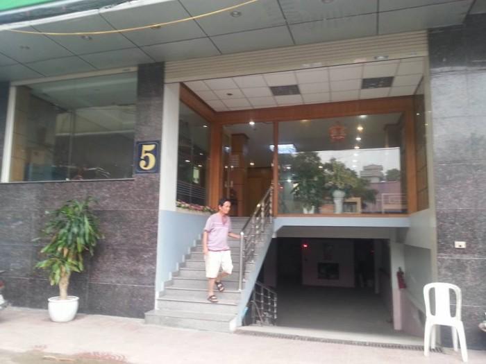 Bán khách sạn Quốc Tế Chùa Láng 176m2, Xây 11 tầng, MT 9m. Kinh doanh cực tốt.