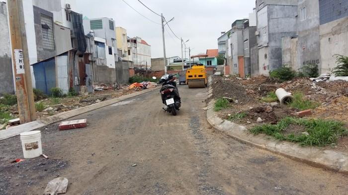 Bán đất đường 30 Linh đông, Chung cư 4s ,phường Linh Đông quận Thủ Đức
