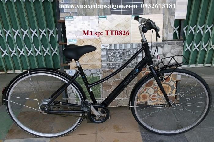 Xe đạp touring Nhật: Mariposa