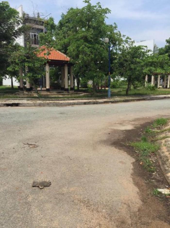 Bán lô đất Sài Gòn Mới đối diện KDC Sài Gòn Mới, DT 123.5m2