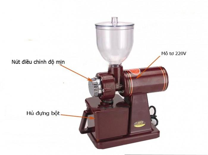 Máy xay cà phê mini, máy xay cà phê 600 N