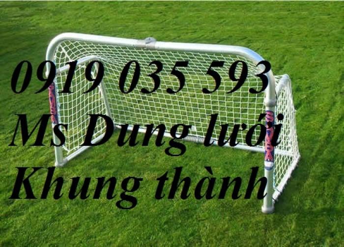 Cung cấp lưới bóng đá bao xung quanh sân cỏ nhân tạo, lưới nhựa chịu lực, bền